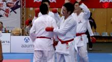 決勝進出の快挙!日本代表選手たち