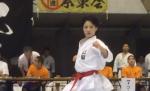 大会3連覇の矢野彩(山梨)