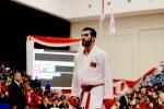 -84kg優勝のアクタス(トルコ)