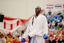 昨年の世界ジュニア+76kg級優勝のタレグがシニアにいよいよ参戦
