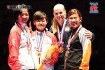 女子-68kg表彰式