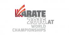 第23回世界空手道選手権大会ロゴ