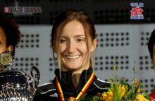 アゼルバイジャンのイリーナはヨーロッパチャンピオン