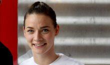 開催地リンツに在住のオーストリア代表ベティーナ