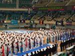 日本武道館で行われた第59回関東学生空手道選手権大会
