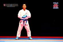 男子組手-60kg級優勝の花車泰平選手