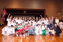 女子は10連覇の近畿大学