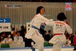 染谷香予と3回戦で対戦する山田沙羅