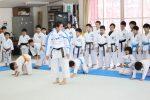 岩本衣美里選手による指導が行われた。