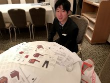 デザイナーの香川賢亮さん